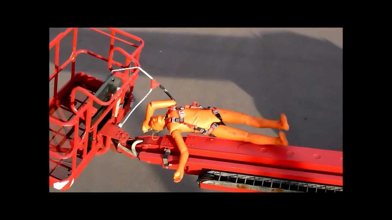 Catapult On Boom Mewp    Katapult Effekt Bei Teleskophubarbeitsb U00fchnen
