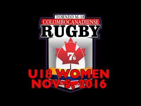 Colombo Canada Women's Rugby Tournament Day One