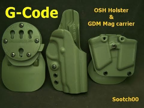 G Code OSH Tactical Holster