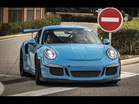 Porsche 991 Gt3 Rs W Crazy Colors Flat Out Youtube