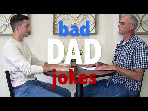 Father's Day Video - Bad Dad Jokes!