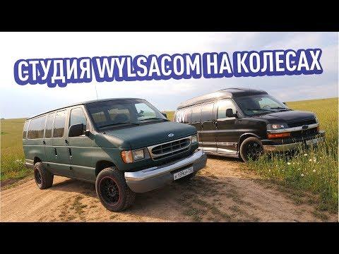 Мобильная студия Wylsacom