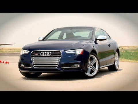 2013 Audi S5 Driven