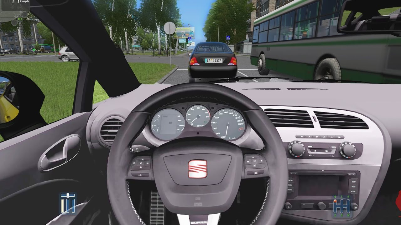 How To Fast Loading In City Car Driving