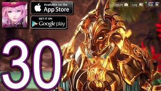 OVERHIT English Android iOS Walkthrough - Part 30 - Chapter 12: Haunted by the Past