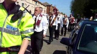 Apprentice Boys of Derry May Rally 22nd May 2010 Part 3