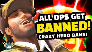 Overwatch - DPS GET BANNED! Echo Duplicate Nerfed Again!