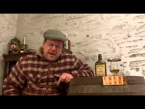 whisky review 349 - Dunvilles VR Irish Whisky (circa 1930)