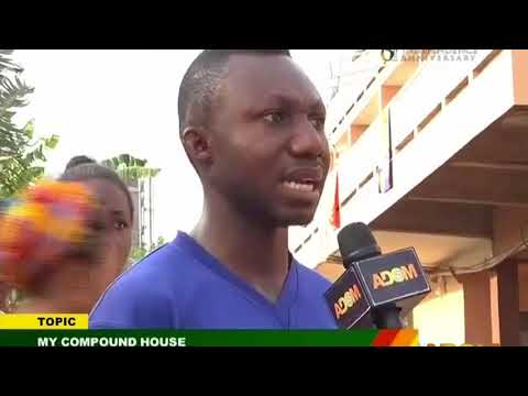 TOILET FEES??: Landlord charges between GHS50-100 as toilet fees in Accra