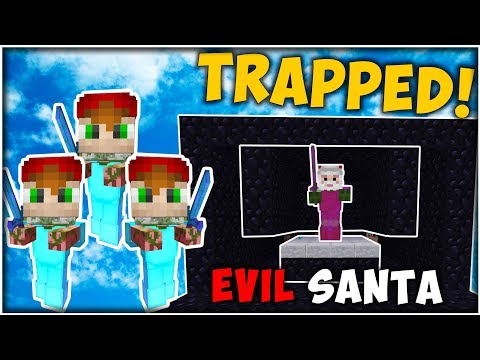 TRAPPING THE EVIL SANTA! *CRAZY REWARD* | Minecraft Factions #533