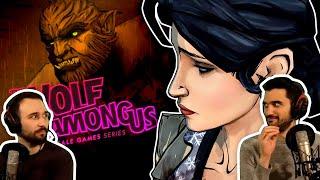 【 THE WOLF AMONG US: Episode 4 】 Blind Reaction Gameplay Live Walkthrough | Episode 4 - Part 1