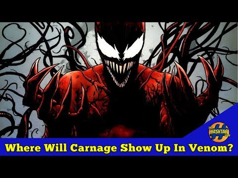 EXCLUSIVE: Carnage's Role in 'Venom' Revealed