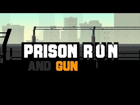 Prison Run and Gun (by Quantized Bit/Adrian Kumorowski) - iOS/Android/Steam - HD Gameplay Trailer