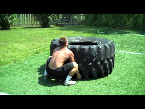 Blue-CollarStrength Strongman Competition Part I of II