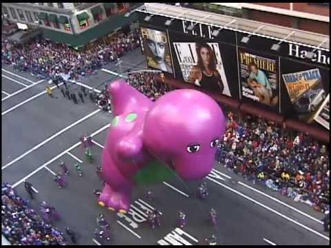 Poor Barney