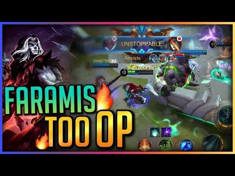 NEW HERO FARAMIS - TOO OP??