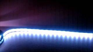 Pure White Led Strip Light