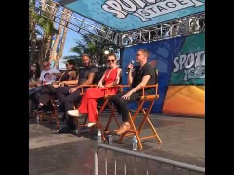 EW Con X | LIVE with the cast of Agents of S.H.I.E.L.D. at SDCC16