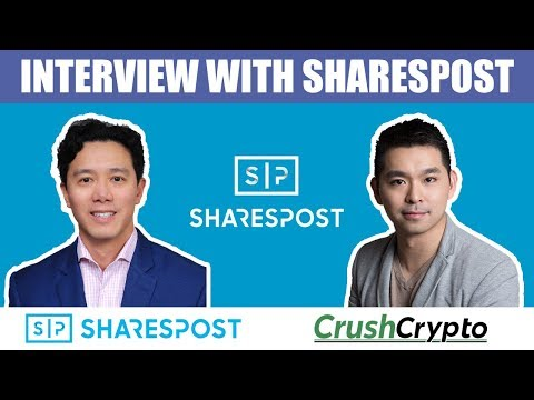 Interview with SharesPost (October 2018)