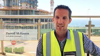 Umhlanga Arch - Interview with Darroll McKeown