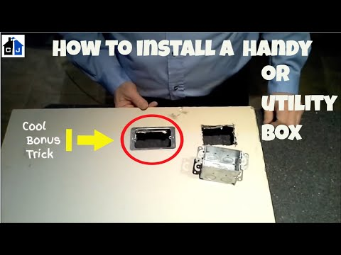 How To Install A Remodeling Style Electrical Box
