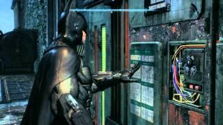 Batman Arkham Knight Test