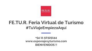 1°Feria Virtual de Turismo de Argentina - cierre