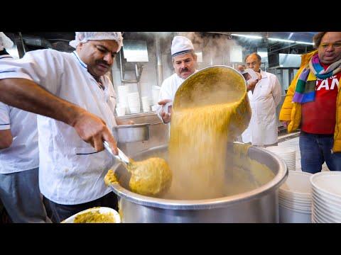 1,000 Kilos Breakfast in Iran 🇮🇷!! Huge IRANIAN FOOD TOUR in Shiraz!!