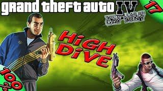 GTA IV TBoGT [:Yusuf #2:] HIGH DIVE [100% Walkthrough]