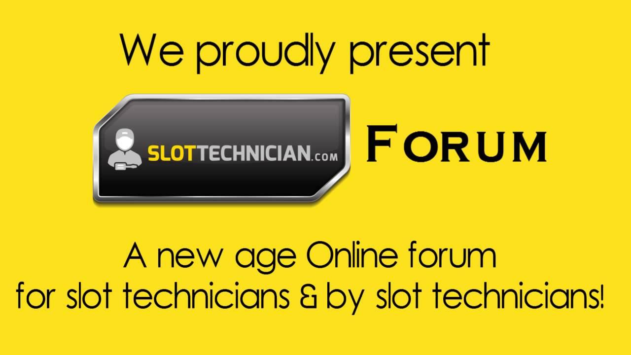 Slot Technician Forum - YouTube