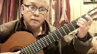 Tiễn Đưa (Lê Đức Long - thơ: Đặng Hiền) - Guitar Cover by Bao Hoang