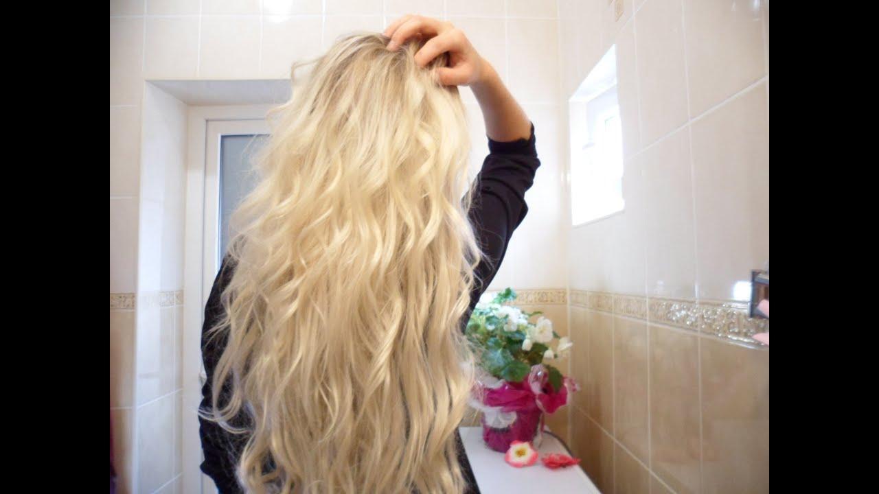 Кудри на нарощенные волосы