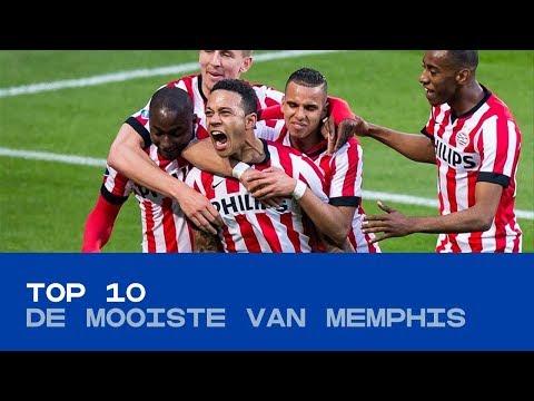 TOP 10 | De Mooiste Goals Van Memphis Depay