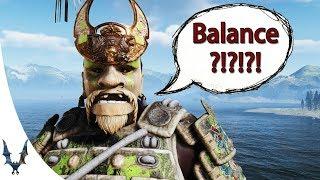 For Honor - UBI's Balance Statements