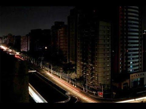 انقطاع للتيار الكهربائي في فنزويلا  - نشر قبل 19 دقيقة