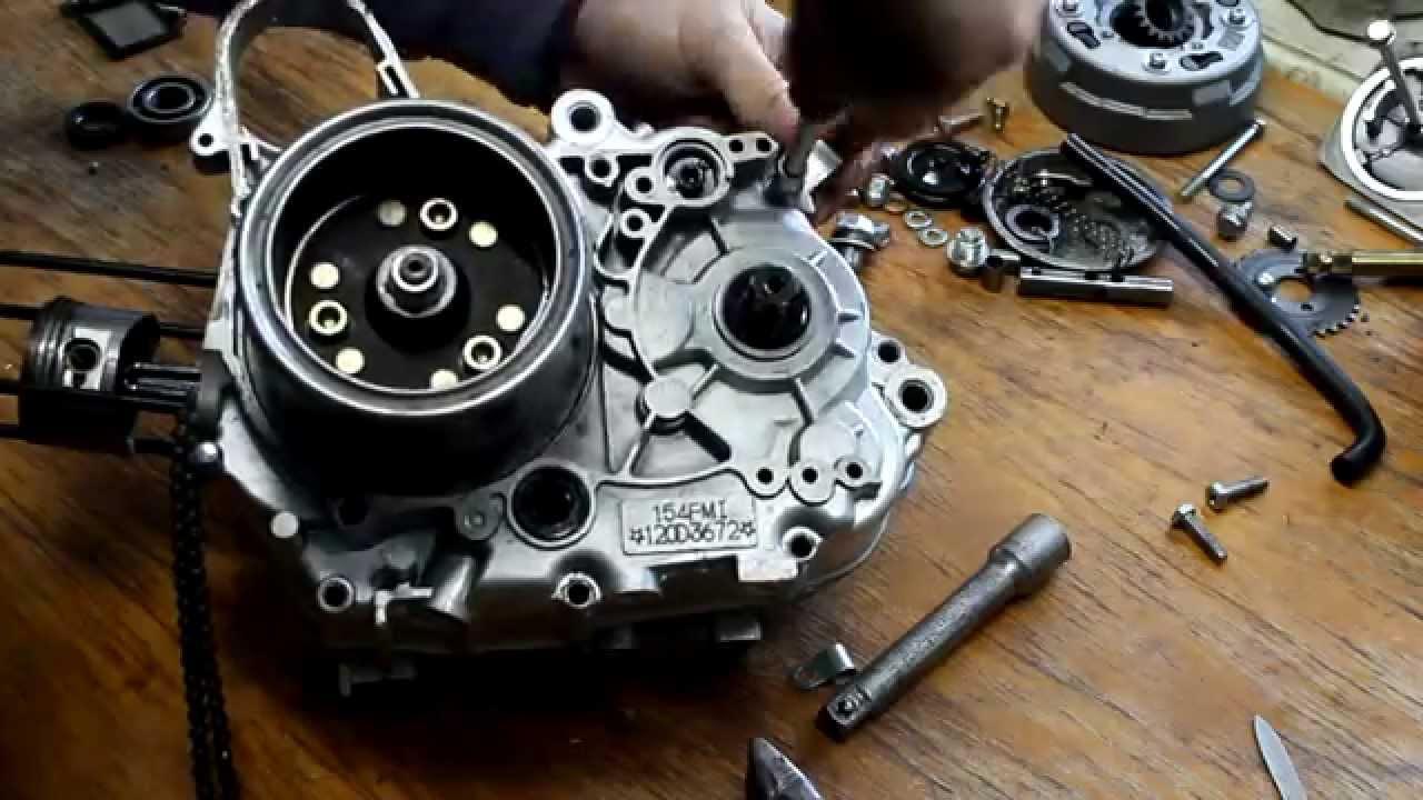 Ремонт двигателя квадроцикла своими руками фото 664