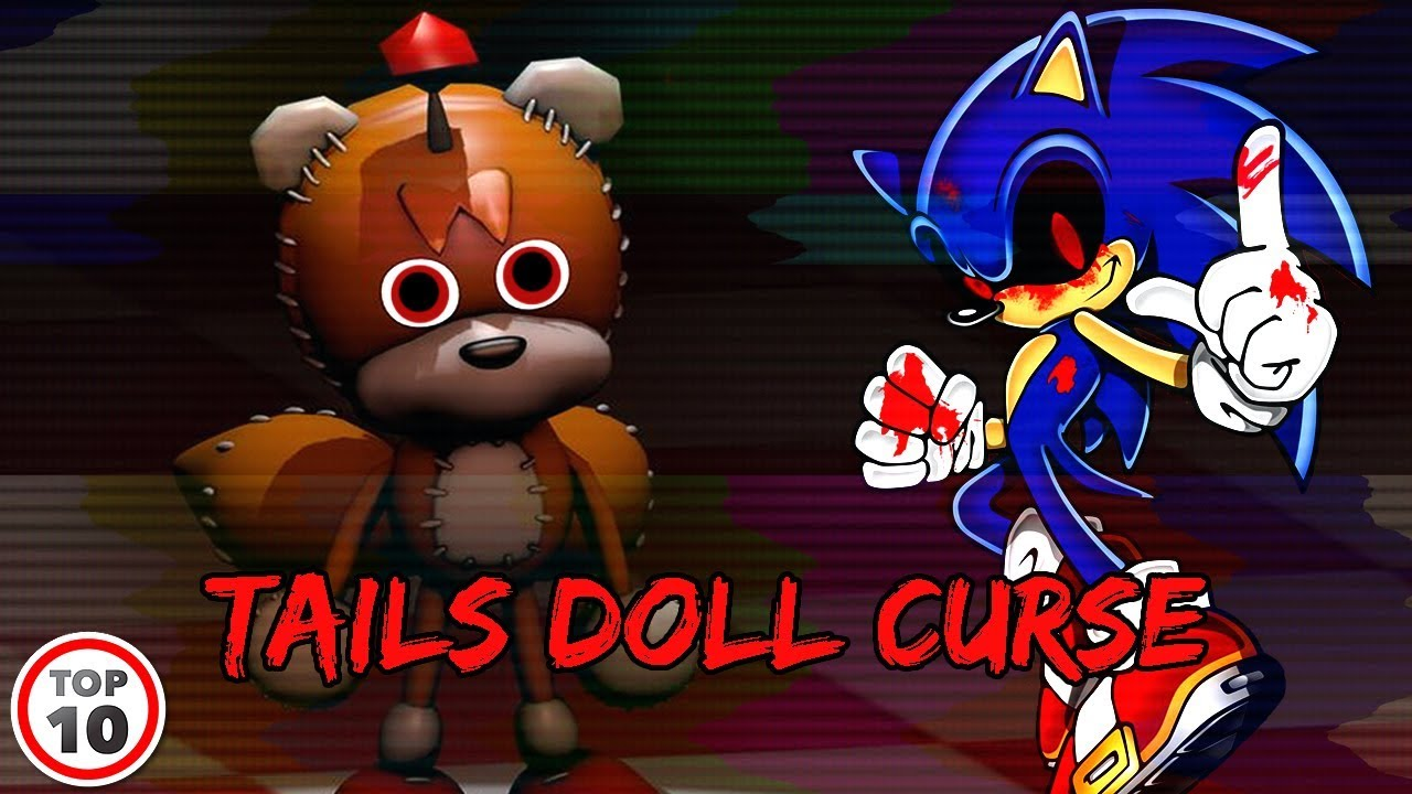 Scariest Sonic Creepypastas The Tails Doll Curse Youtube
