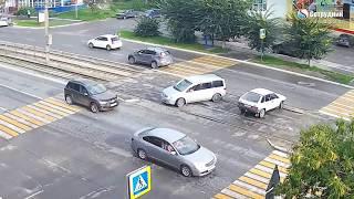 Сбитые пешеходы на дорогах #1 март (10.03.2017)