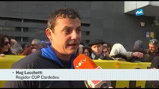 Citen a declarar tres membres del CDR Baix Montseny