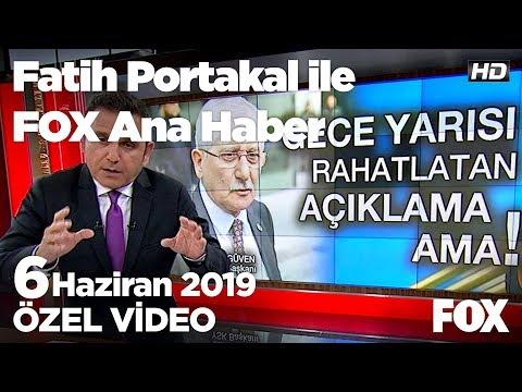 İmamoğlu: Ordu Valisi devlet adamlığını yapamadı! 6 Haziran 2019 Fatih Portakal