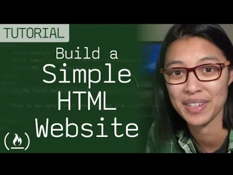 How To Make A Website Using Html And Css / Lesson 1