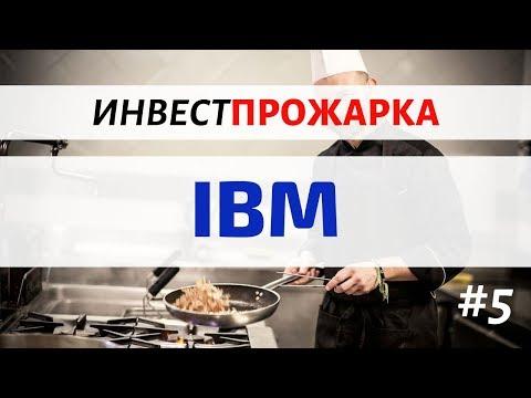 IBM: Фундаментальный и Технический анализ