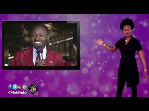 Apostle Suleman Explains Failed Prophecy On Ekiti Election; Governor Fayose Cries On Live TV