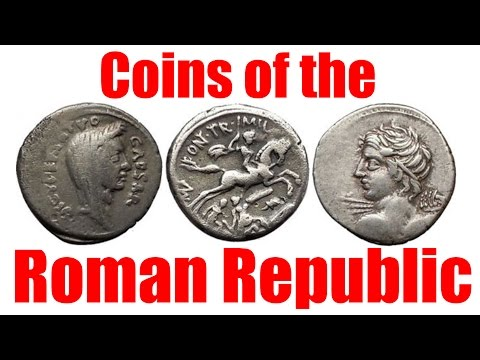 Ancient Coins of the Roman Republic a Guide to Collecting