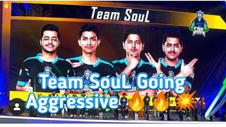 Team SouL Gaming For Kills Wipe Synegy Hype And IND | PMIC Full Intense Fight