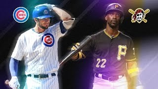 Бейсбол. MLB. Раунд Wild Card Национальной Лиги: PITTSBURGH PIRATES - CHICAGO CUBS (8.10.2015)