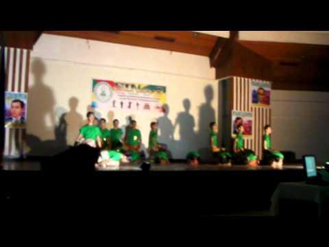ACTS CONVOCATION 2010! Sabayang Pagbigkas 2nd place pangkat FRANCISCO BALAGTAS!