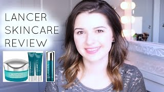 LANCER SKINCARE | IS IT WORTH THE $$?