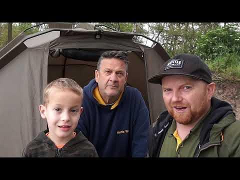 **CARP FISHING** Junior Social