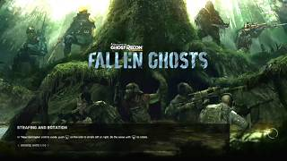 Ghost Recon Gameplay #1 - Fallen Ghost dlc - Messing Around